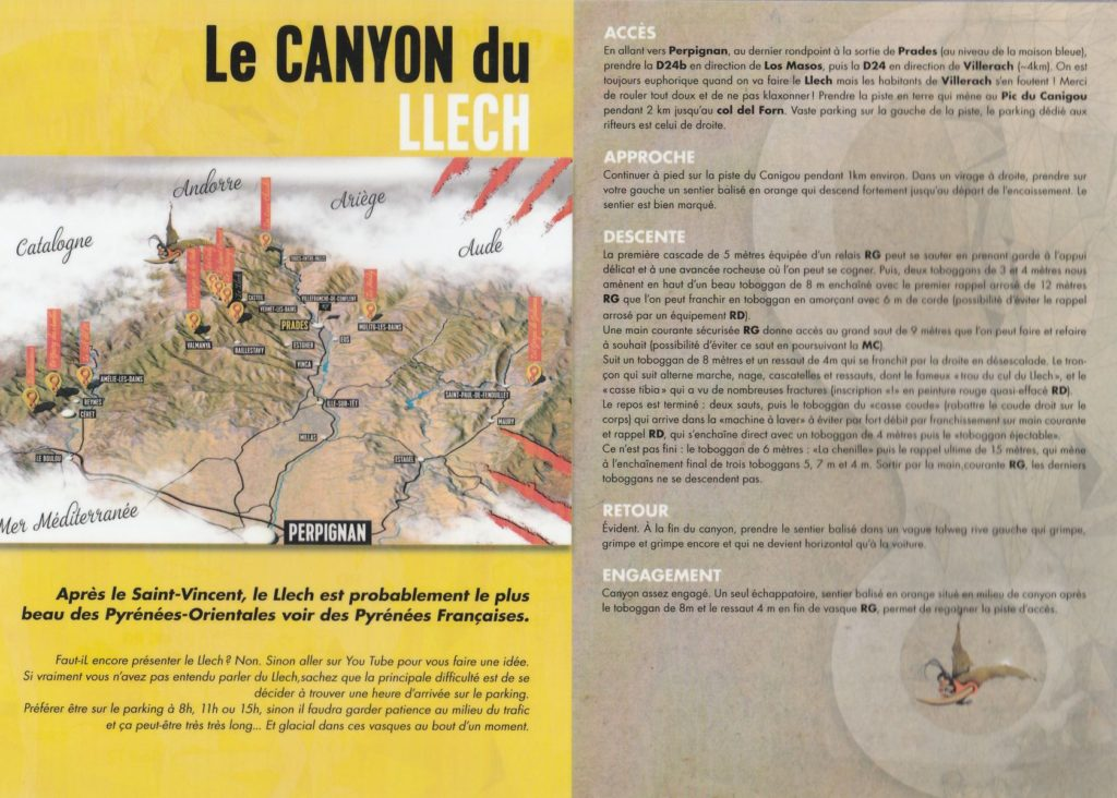 Canyon Lletch